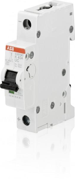 ABB Sicherungsautomat - S200MTUC-1P-K-1Ampere (rail)